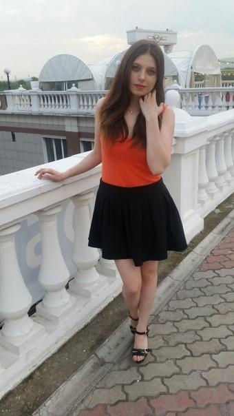 Анастасия Сысоева, Красноярск, Россия