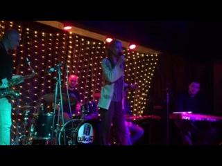 Пшокина Анастасия - The way (Jill Scott cover) Jam sesion|SHKAF