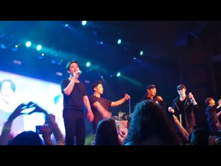 [FANCAM] 160424 «Crash» + «Excuse Me» @  LIVE ON EARTH 2016 WORLD TOUR TORONTO AWAKE!!
