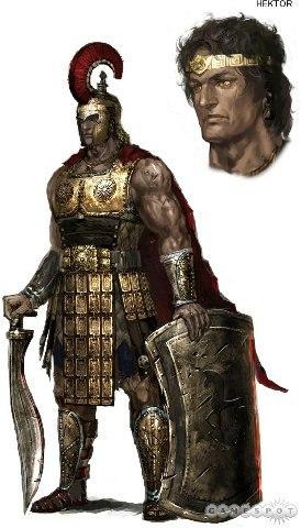trojan sword and shield - 755×1080