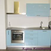 Кухня мдф эмаль Modern 6