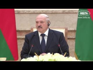 Лукашенко предлагает организовать в Минске встречу Патриарха Кирилла и Папы Римского