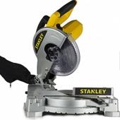 Stanley STSM1510 Торцовочная пила 1500Вт 0-5500 об/мин диск 255х30 гл.пропила 95×70 мм