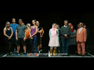 Мощнейший ролик датского телевидения. Возможно, лучшее высказывание на тему различий между людьми.
