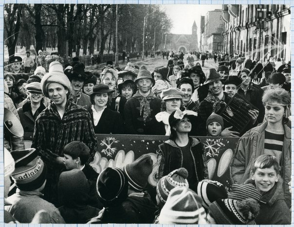 фото из альбома Олега Патрашова №1
