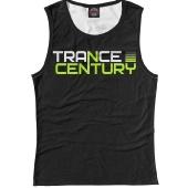 Женская майка Trance Century Radio