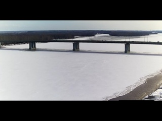 Веб-камеры телеканала К24: уровень воды в Оби растёт