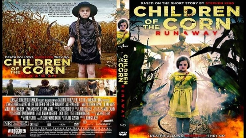 Дети кукурузы 9 Бегство Children of the Corn 9 Runaway 2018 HD 720р Озвучка ДиоНиК