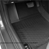 Коврики автомобильные полиуретановые RIVAL
