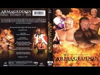 มวยปล้ำพากย์ไทย WWE Armageddon 2006 Part 2 ครับ พี่น้อง เครดิตไฟล์ กลุ่มมวยปล้ำพากย์ไทย