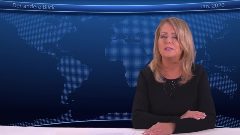 """Eva Herman """"Zittert Frau Merkel vor Angst"""