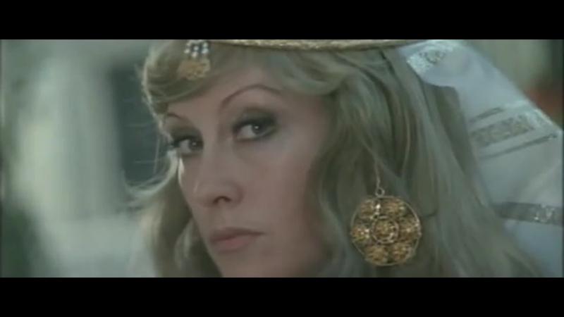 Любовь моя печаль моя Легенда о любви Музыка М Кажлаева 1978 г