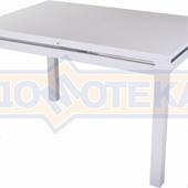 Стол из ЛДСП- Твист БЛ 08 БЛ ,белый