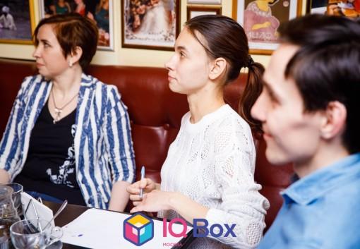 «IQ Box Москва - Игра №56 - 03/03/20» фото номер 17