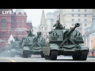 Парад Победы в Москве
