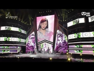200108 Taeyeon - Four Seasons @ 2020 Mnet 9th Gaonchart Music Awards