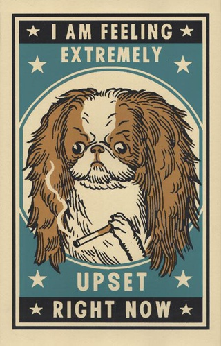 Dog Posters by Ravi Zupa
