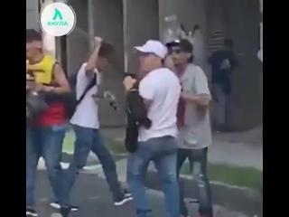 ⚽️ Немного жести от любителей футбола