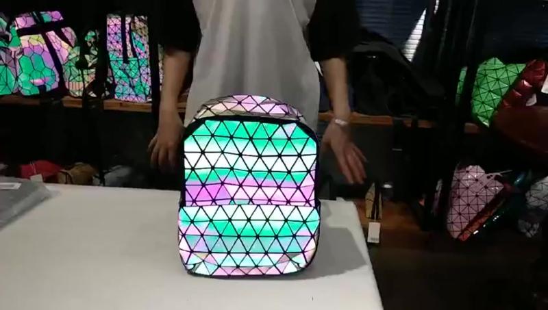 Обзор рюкзака WOW NEON