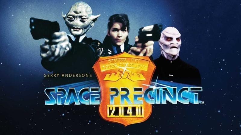 1 серия Protect and Survive Космический полицейский участок