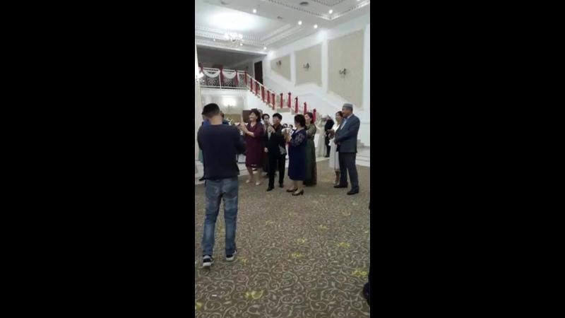Видео от Муки Есеновой