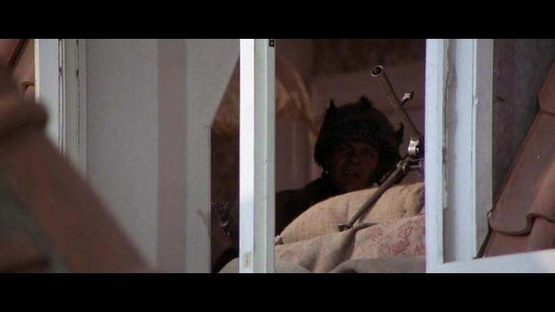 Шон Коннери в фильме Далекий мост Военный драма США Великобритания 1977
