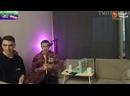 TWITCHFM Топ Моменты с Twitch Паранормальное Явление на Стриме Выпало 2 Ножа Ангельский Голосок