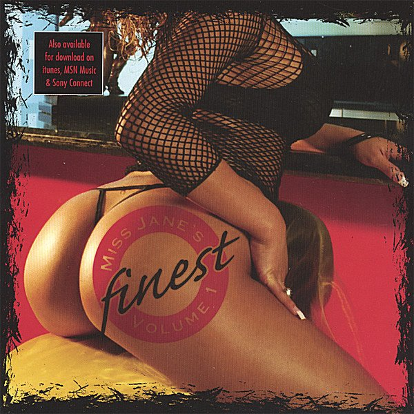 Miss Jane album Miss Jane's Finest