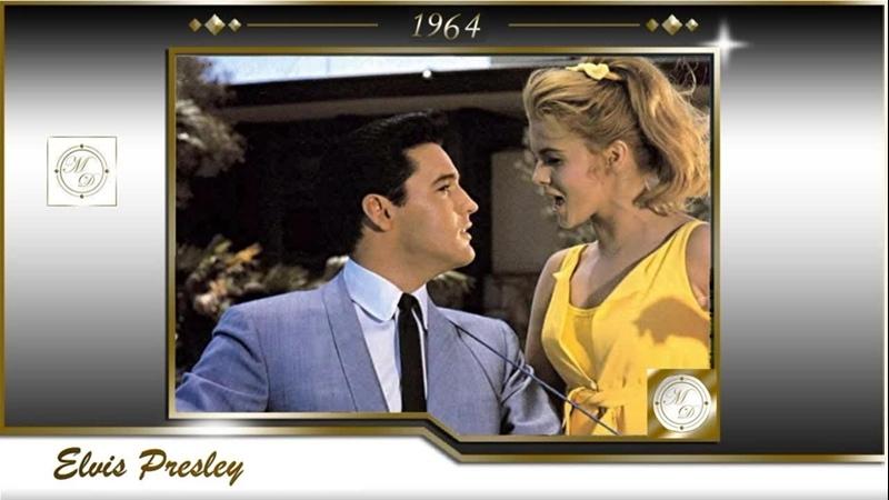 Elvis and Ann Margret The Lady Loves Me OST Viva Las Vegas 1964