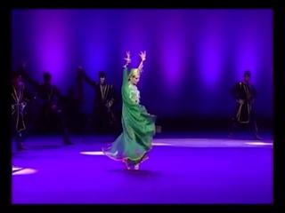 Концерт в честь 70-летнего юбилея ансамбля Сухишвили