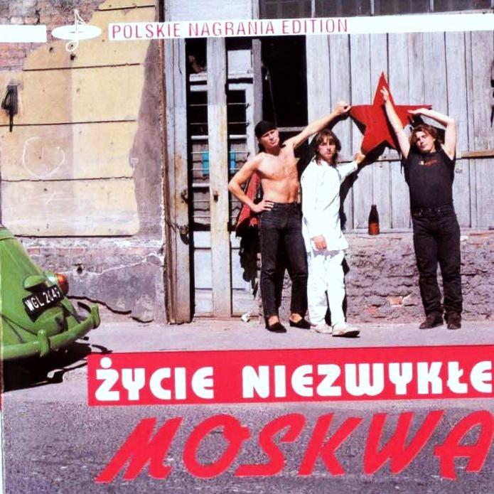Moskwa album Życie niezwykłe