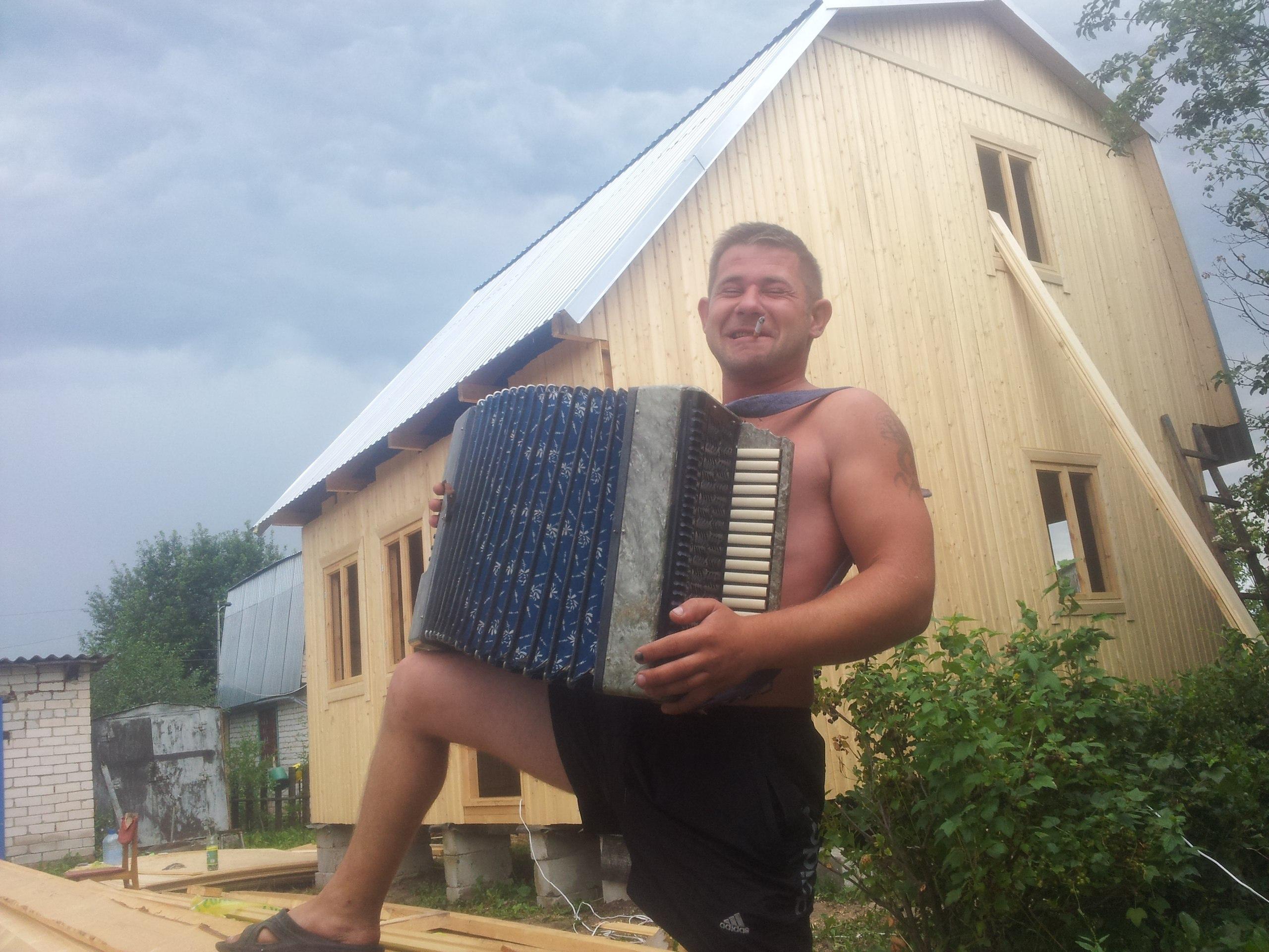 Андрей, 35, Ukhtym