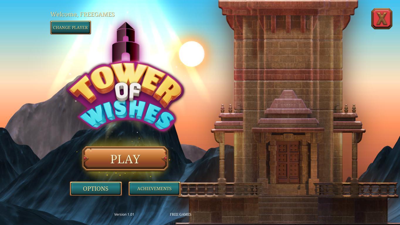 Башня желаний | Tower of Wishes (En)