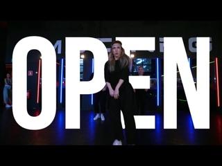 OPEN (Passionate) // Kehlani // ЛЕНА ПИСАРЕВА // Hip-Hop
