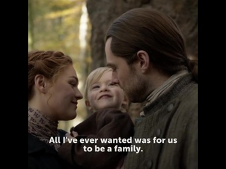 Outlander. Happy Father's Day.