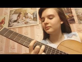 """Цыганская мелодия """"Мардяндя"""" Исполняет Мария Максимова"""