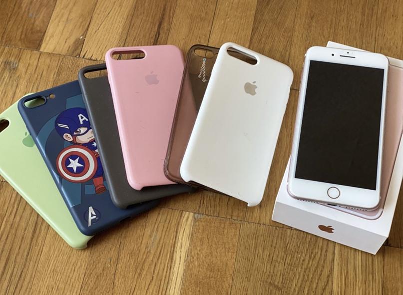 Купить IPhone 7+ 256 гб ROSE GOLD 12 000р  Не   Объявления Орска и Новотроицка №14586