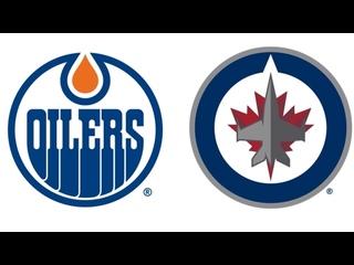 NHL Regular Season 2020-21  Edmonton Oilers-Winnipeg Jets