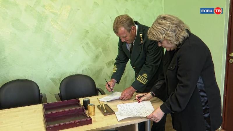 Зелёные значит экологичные с нового учебного года в школе № 12 откроется профильный класс Лесные кадеты