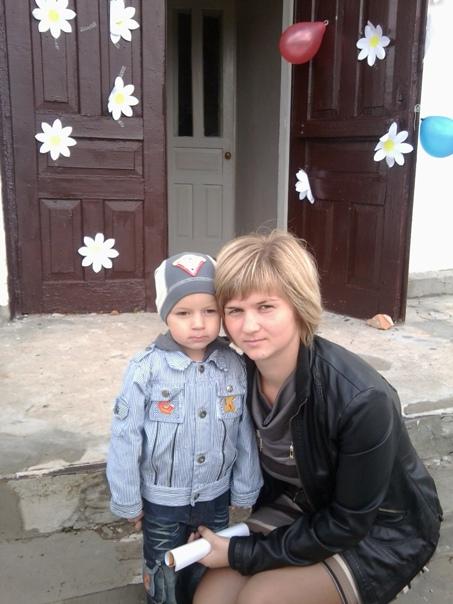 Юлия Яцун, Бурынь, Украина
