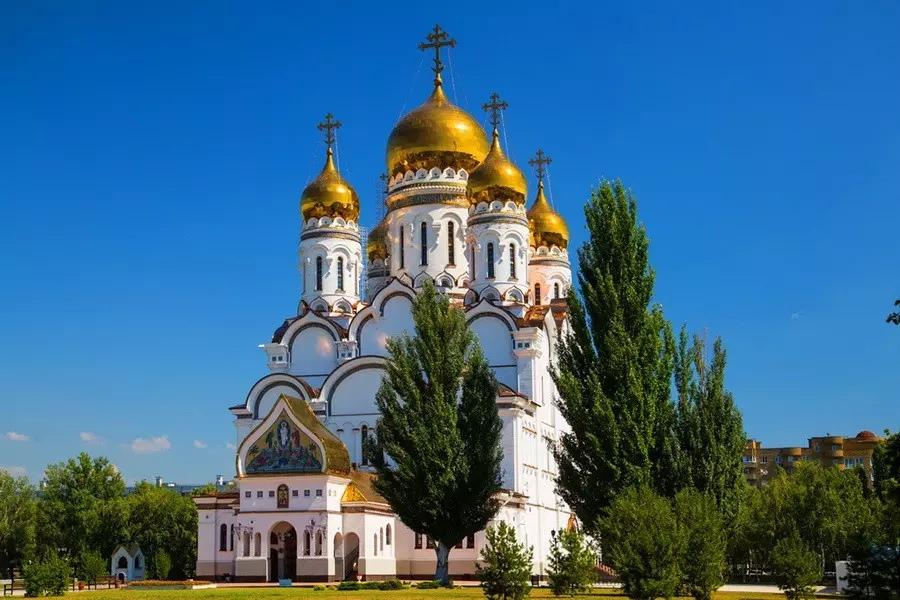 Тольятти. Портрет города