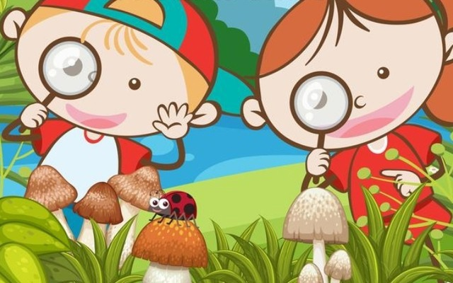 """""""Веселые следопыты"""" - сценарий развлекательного мероприятия для детей"""