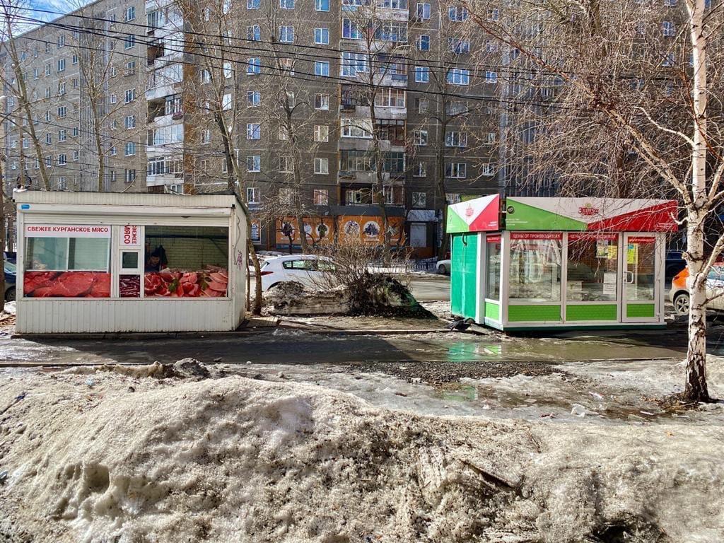 ❗️Помог жителям Кировского района избавиться от незаконно