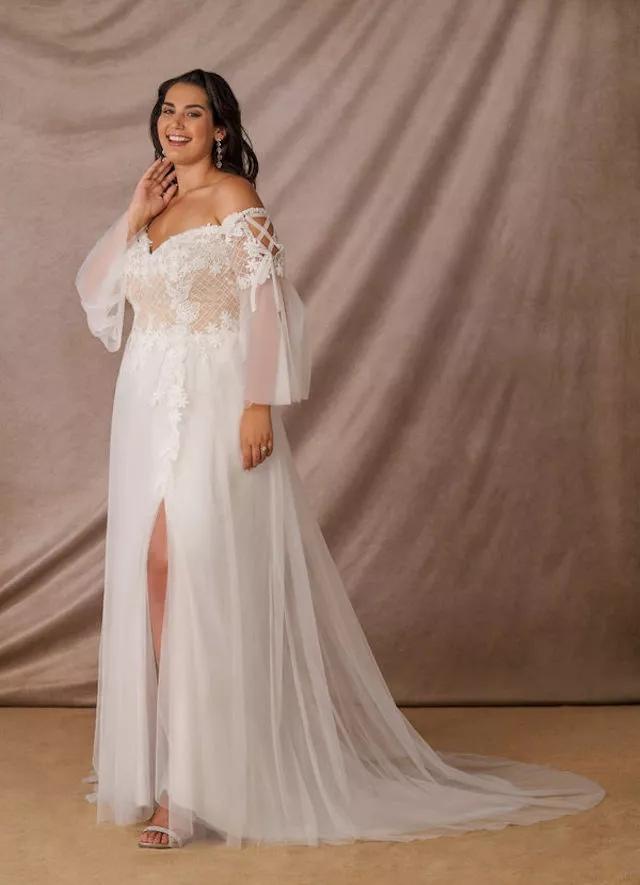 tG2F59ItjYs - 21 романтическое платье для невесты в 2021 свадебном сезоне