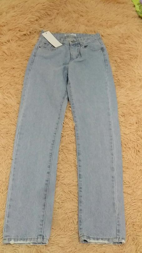 Новые джинсы , посадка высокая размер 25 | Объявления Орска и Новотроицка №23806