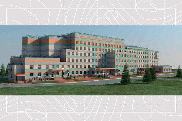 В Талнахе появится новая поликлиника 🏥На градостро...