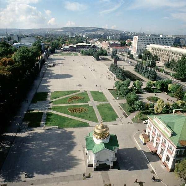 Саратовский Фестиваль народных мастеров и художников «Палитра ремёсел» пройдёт на Театральной площади областного центра