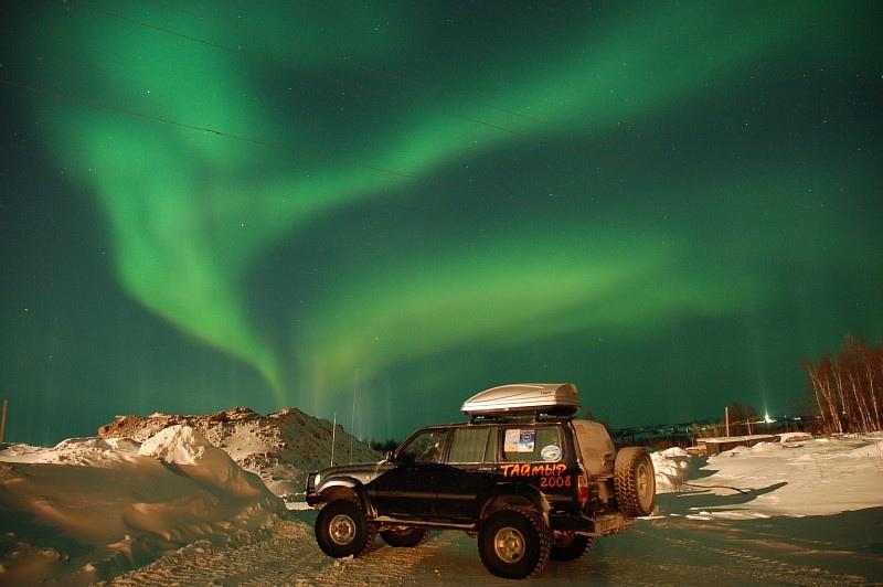 10 лучших мест, где можно увидеть северное сияние — в России и за границей, изображение №7
