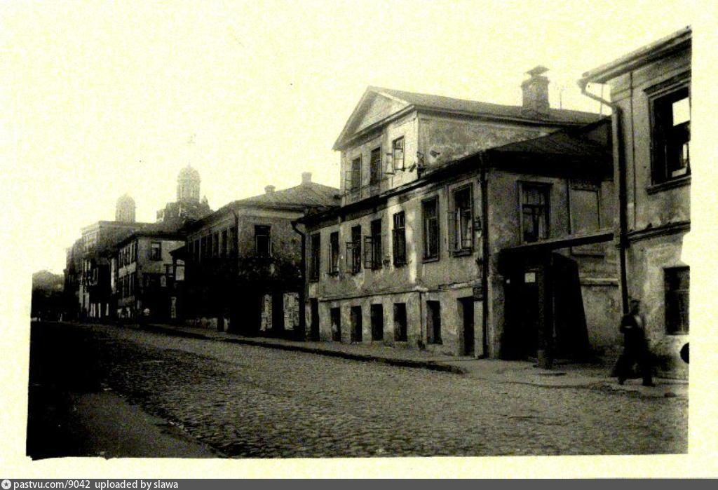 Трубная улица, дом 32