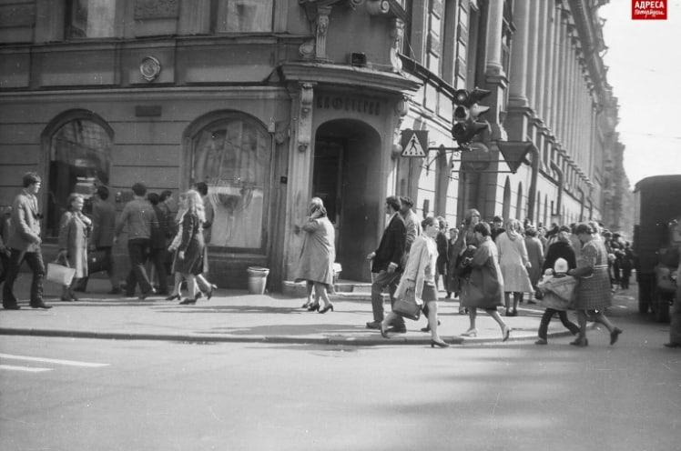 Интересное рядом: что вы знаете о ленинградском кафе «Сайгон» — знаменитом месте...